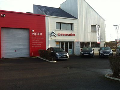 Garage Citroën